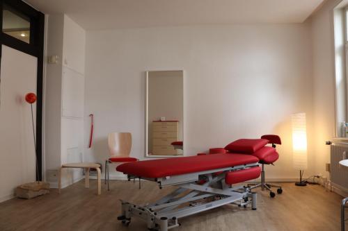 Praxis OsteopaThie Ristenpart, Behandlungsraum